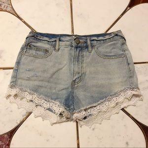 Lacey Cutoff Shorts